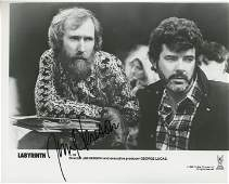 Jim HensonThe Muppets signed photo
