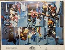 Jim Henson signed The Muppets Take Manhattan photo