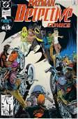 Detective Comics starring Batman DC Comic Book #614