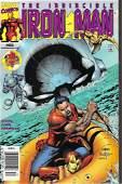 The Invincible Iron Man Marvel Comic Book #23