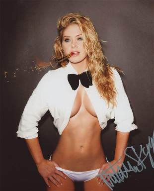 Natalie Skyy signed Sons of Anarchy photo