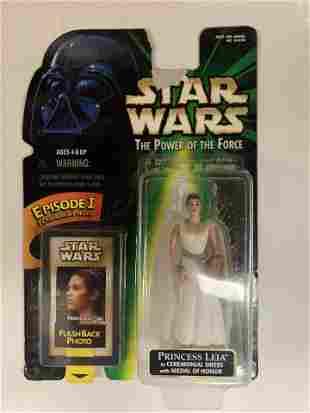 Star Wars Princess Leia vintage action figure