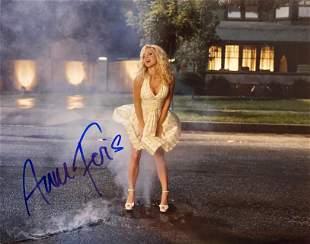The House Bunny Anna Faris signed movie photo