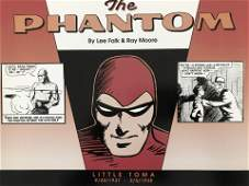 """The Phantom by Lee Falk & Ray Moore """"Little Toma"""""""