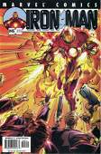 Iron Man Marvel Comic Book #45