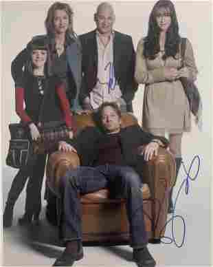Californication cast signed photo