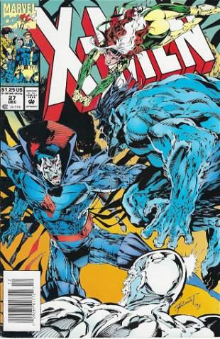 X-Men Marvel Comic Book #27