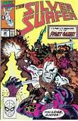 Silver Surfer Marvel Comic Book 39