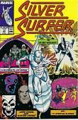 Silver Surfer Marvel Comic Book 17