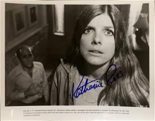 Katharine Ross signed photo