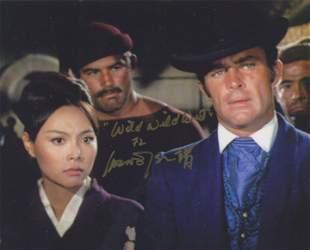 The Wild Wild West Irene Tsu signed photo