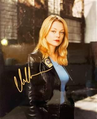 Charlotte Ross signed photo
