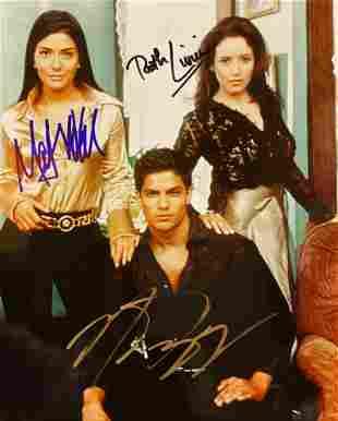 Resurrection Blvd. cast signed photo