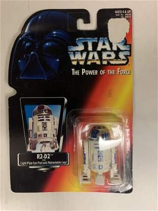 Star Wars R2-D2 vintage action figure