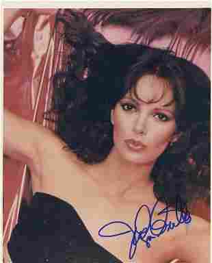 Jaclyn Smith Charlies Angels signed photo