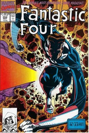 Fantastic Four Marvel Comic Book #352