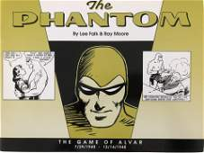 """The Phantom by Lee Falk & Ray Moore """"The Game of Alvar"""""""
