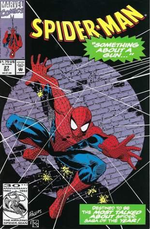 Spider-Man Marvel Comic Book #27