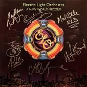 ELO signed A New World Record album