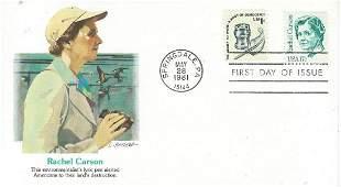Rachel Carson FDC