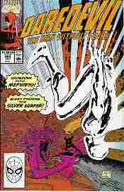 Daredevil Marvel Comic Book #282