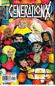 Generation X Marvel Comic Book #37