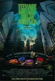 Teenage Mutant Ninja Turtles original 1990 vintage one