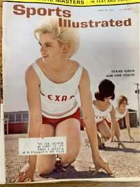 Sports Illustrated 1964 Texas Longhorns track team