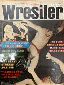 The Wrestler Magazine Terry Funk and Jack Brisco issue