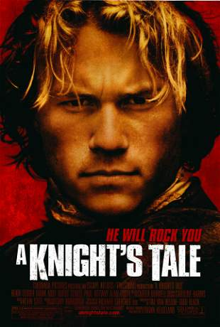 A Knight's Tale 2001 original movie poster