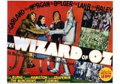 The Wizard of Oz 1993 original reprint of 1939 Half