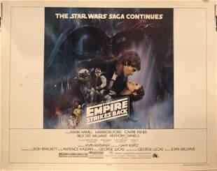 Star Wars: The Empire Strikes Back original 1980