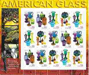 American Glass Stamps