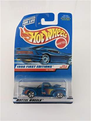 Hot Wheels '40 Ford 1998 First Editions #20 of 40