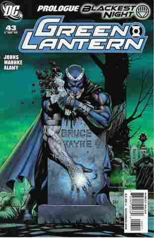 Green Lantern DC Comic Book #43