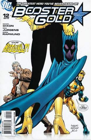 Booster Gold DC Comic Book #12