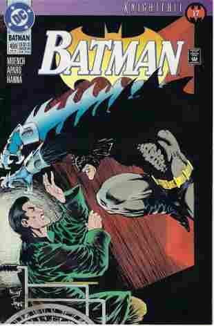 Batman DC Comic Book #499