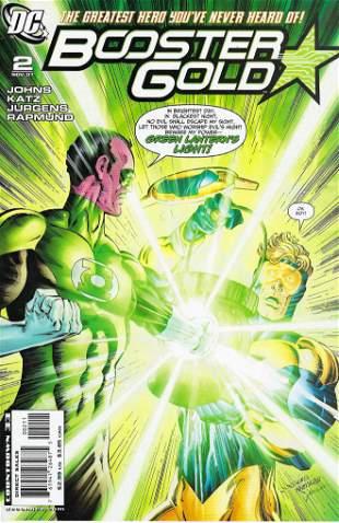 Booster Gold DC Comic Book #2