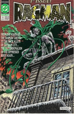 Ragman DC Comic Book #1