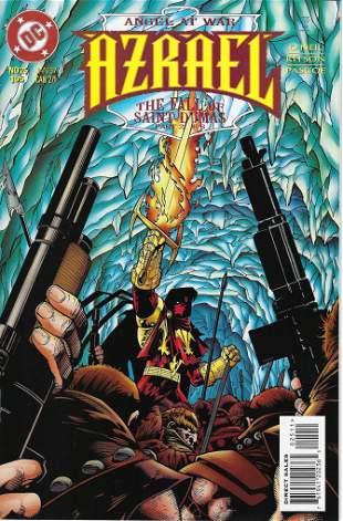 Azreal Agent of The Bat DC Comic Book #25