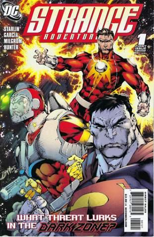 Strange Adventures DC Comic Book #1