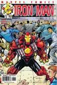 Iron Man Marvel Comic Book #43