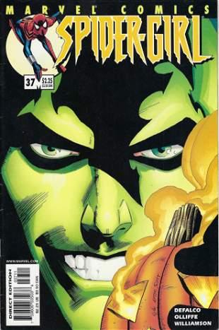 Spider-Girl Marvel Comic Book #37