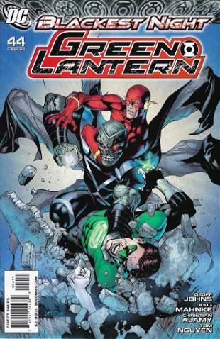 Green Lantern DC Comic Book #44