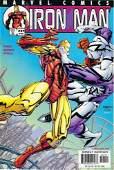 Iron Man Marvel Comic Book #41