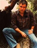 Harrison Ford signed portrait photo