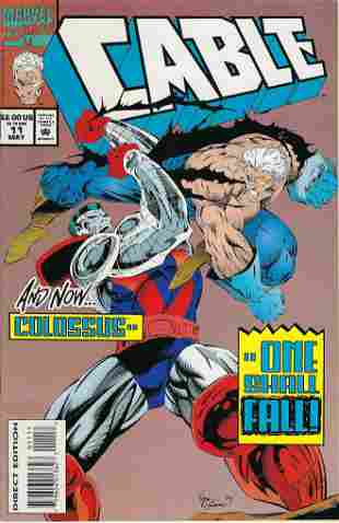 Cable Marvel Comic Book #11