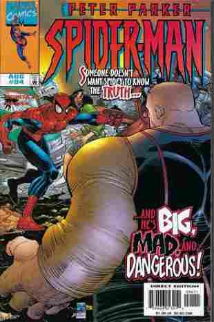 Spider-Man Marvel Comic Book #94