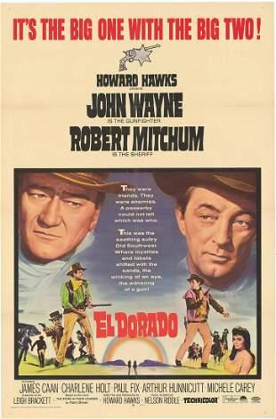 El Dorado Original 1966 Vintage One Sheet Poster
