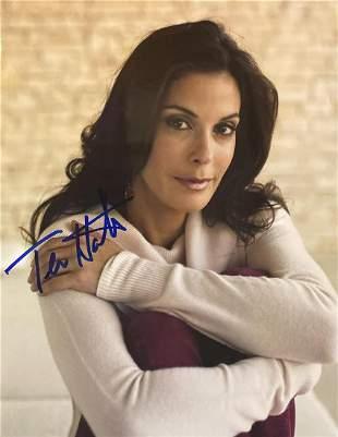 Teri Hatcher Signed Photo